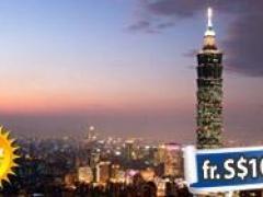 7D6N Taipei Scenic Island Special Departure: 24 Nov - 30 Nov 2013