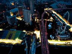 2017 Singapore Night Race Track-facing Room Offer in Pan Pacific Singapore