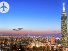 Taipei: 2 Way EVA Air Flight