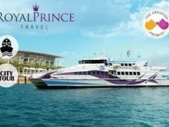 Batam City Tour: $5 per pax for 1-Day Tour w/ Ferry & Pier Transfer (Worth $25)