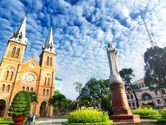 Saigon: $393 Nett per pax for 4D3N stay at 3-Star Queen Ann Hotel with Return Flights & Transfers!