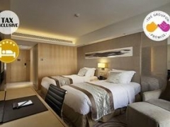 Hong Kong: $478 for Two Pax 3D2N 5-Star The Royal Garden Superior Room Stay (Worth $634)