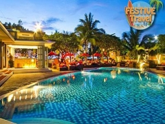 Bali: 4D3N stay at 4-Star Kuta Seaview Boutique Resort & Spa with Daily Breakfast & Airport Pick-Up!