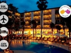 $268 nett/pax for 3D2N Ibis Phuket Patong Stay w/ Tiger or Jetstar Airways Flight & Transfer