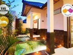 Lombok: $219 for 3D2N Two Pax 4-Star Black Penny Villas Private Pool Villa Stay with Breakfast