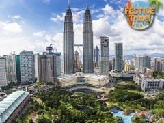 $208 per pax for 4D3N stay at Vivatel Kuala Lumpur Hotel & Return Flights by AirAsia