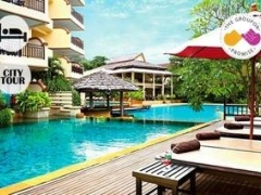 Krabi: 4D3N La Playa or The Small Hotel Stay with Breakfast, Airport Transfer & City Tour