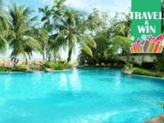 Penang: 3D2N 4-Star Rainbow Paradise Beach Resort Stay & Flight