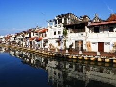 $148/pax for 3D2N stay at Hallmark Crown Malacca (Deluxe Room) with Coach Transfers, River Cruise & More