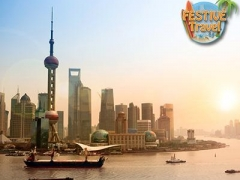 Shanghai: $678 NETT per pax for 5D4N stay at 4*/5* Hotel with Meals, 2-Way Flight, Transfers & More