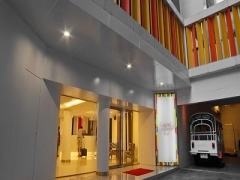 3D2N stay at Grand Alpine Hotel Bangkok (Deluxe Room) w/ Daily Breakfast, 10% Food Discount & more