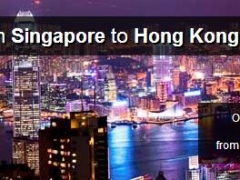 Cheap Flights from Singapore to Hong Kong, Get 14% Hotel Promo