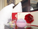 Valentine's Special in The Royal Plaza Scotts Singapore
