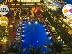 Bangkok: $89 for Two Pax 2D1N 5-Star Ramada Plaza Menam Riverside Deluxe River View Room Stay