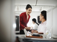 Two-to-Travel Business Class Advance Purchase Fares with Citi Ultima and Premier Cards on Cathay Pacific