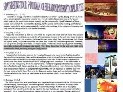 5D4N Beijing Tour 5* Pullman or Sheraton International Hotel