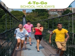 School Holiday Deal | 4-To-Go in Sunway Lagoon from RM456
