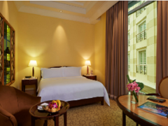 Bed & Breakfast Deal for your Stay in The Fullerton Hotel Singapore