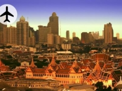 Flight to Bangkok: $150 per pax for 2 Way Singapore Airlines Flight with Check-In Baggage (Worth $588)