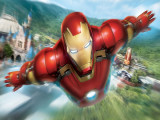 Play & Dine in Hong Kong Disneyland with Iron Man Experience