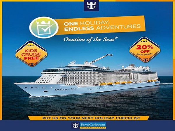 Cruise Deals Enjoy 20 Off Suite Specials In Royal