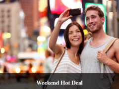 Weekend Hot Deal from SGD175 in Concorde Hotel Singapore