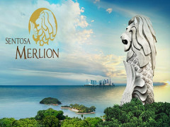 Enjoy 20% Off Admission Ticket to Sentosa Merlion with NTUC Card