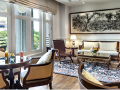 Straits Club and Suite Special with 20% Savings in The Fullerton Hotel