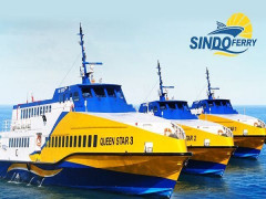 Up to SGD10 Off for 2-Way Ticket on Sindo Ferry to Batam with NTUC Card