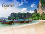 Get 50% Off when you Fly to 37 Destinations on Tigerair with NTUC Card