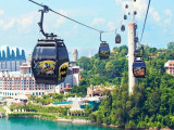 Get 10% Off Singapore Cable Car Ride with Unionpay