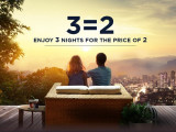 Enjoy 3 Nights for the Price of 2 in Accorhotels Hotels around the world