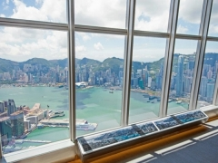 Get 20% Ticket Discount at sky100 Hong Kong Observation Deck with Cathay Pacific