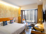 Golden Circle: Experience a Brand-New Deluxe Room in Hotel Jen Penang