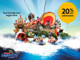 Exclusive Deals for Maybank Cardholders in Sunway Lagoon