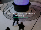 Secret Discount for Mobile Bookings in Far East Hospitality