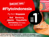Explore Indonesia with AirAsia from SGD 1