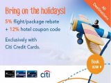 Bring on the Holiday with Exclusive Discounts on Zuji with Citibank