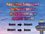 Fuss-free Singapore Airport Transfer