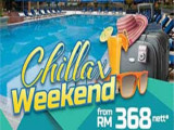 Chillax Weekend in The Royale Chulan Kuala Lumpur from RM368