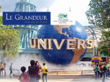 Universal Studio Singapore Room Package from RM698 with Le Grandeur Palm Resort Johor