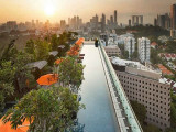 Plan Ahead 7 Days for a Panorama Club Room at Hotel Jen Orchardgateway Singapore