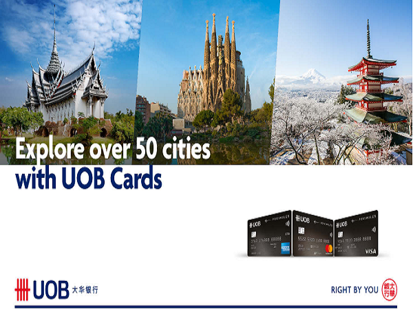 Credit Card Deals Explore Over 50 Destinations With Singapore Airlines And Uob Card
