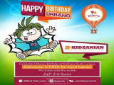 KidZania Kuala Lumpur's 5th Anniversary RightZKeepers Birthday Promo