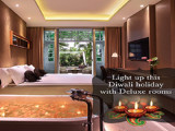 Diwali Holiday with Deluxe Rooms from SGD285 in Hotel Fort Canning