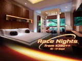 Singapore F1 Race Night at SGD380 in Hotel Fort Canning