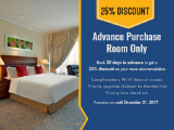Enjoy 25% Off Room Rate in Royale Chulan Damansara