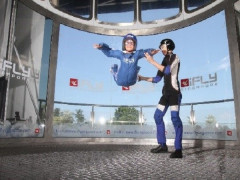 Get 10% Off iFly Singapore Package with American Expresss