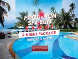Food-Fun-Spa-Sun Getaway in Samui via Centara Hotel
