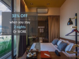 Stay 2 Nights at 38% Off in Hotel Yan